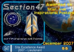 Section 47's - Site of Excellence Award
