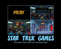 Star Trek Games --- Remember when 20MB was impossibly huge?