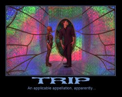 Trip --- An applicable appellation, apparently...